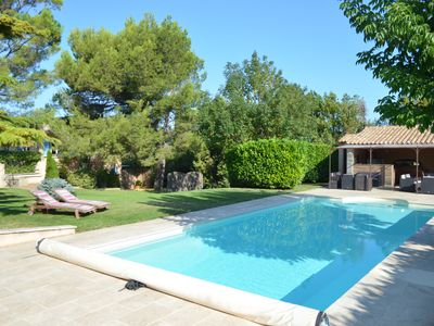 Photo for Farm for 15 people in the vineyards in the heart of Drôme Provençale