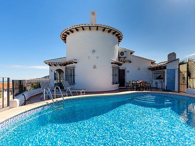 Photo for 2 bedroom Villa, sleeps 4 in Molinell with Pool, Air Con and WiFi