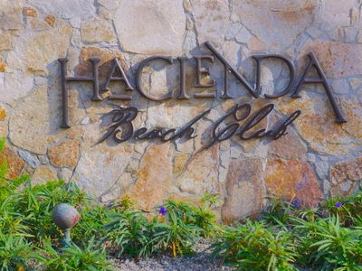 Photo for Hacienda Beach Club Breathtaking Corner Views of Desert Night Lights & Ocean!