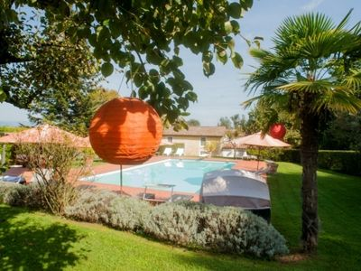 Photo for holiday vacation large villa rental italy, tuscany, near lucca near pisa, Wi-Fi, pool, countryside, short term long term