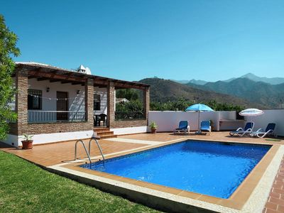 Photo for Vacation home Villa Rojilla  in Nerja, Costa del Sol - 4 persons, 2 bedrooms