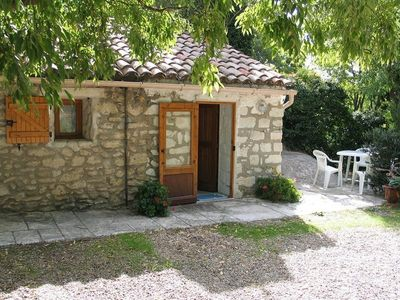 Photo for LITTLE HOUSE IN GARRIGUE
