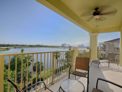 Photo for $150/nt, Fall Special!  Largest Vista Cay Penthouse Condo, Lake View Near Convention Center
