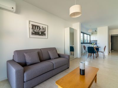 Photo for Cannes Studio Perfect for Couples next to La Croisette and Beach by easyBNB