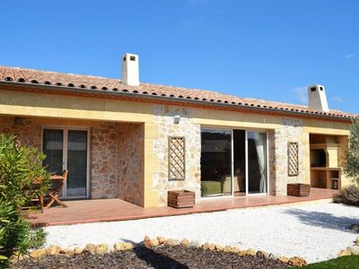 Photo for Stunning Villa Wisteria - child friendly/equipped, pool, garden,barbecue,terrace