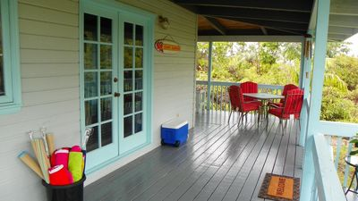 Photo for Secluded * Centrally Located * Huge Lanai * On-site Owner