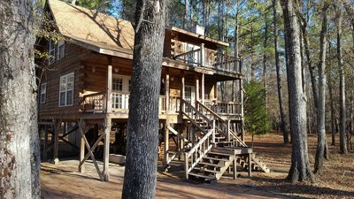 Log Cabin on the Canoochee River