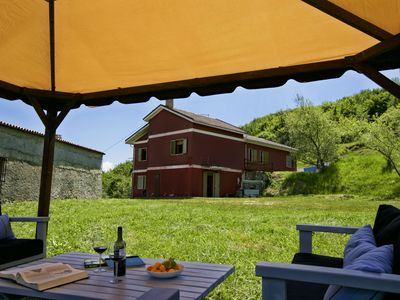 Photo for A breathtaking property in the middle of the mountains, nice views