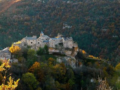 Photo for Very well equipped 3*** Gîte in Cantobre with Valley views you'll never forget