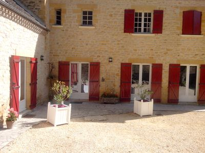 Photo for Guest house in the Dordogne