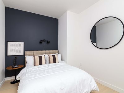 Photo for Sonder | Wall Street | Airy 1BR + Laundry