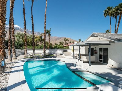Photo for Canary House—Remodeled Modern-Day Desert Oasis