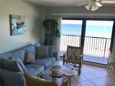 Photo for Direct Oceanfront Condo at Sunglow Resort (#402) - Updated late 2017!