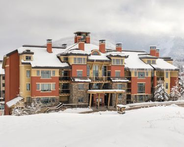 Photo for The Miners Club-Park City Canyons Ski in/out - For the Holidays - 2 BR 6 people