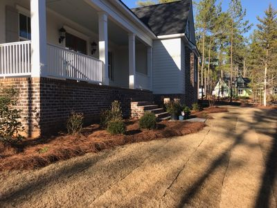 Photo for Beautiful custom home in the country but close to Augusta Georgia