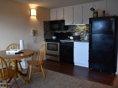 Photo for Sale! Free parking, Wifi and Hot Tub*: Renovated ML#117;1BR/1Bath*Ski in/Ou
