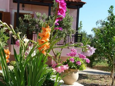 Photo for Nice villa on small, beautiful complex of 3 villas, communal pool, NW coast