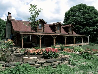 Photo for Potter County Gasthaus - Full Lodge for Rent