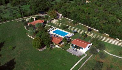 Photo for Villa Campo with private pool and garden
