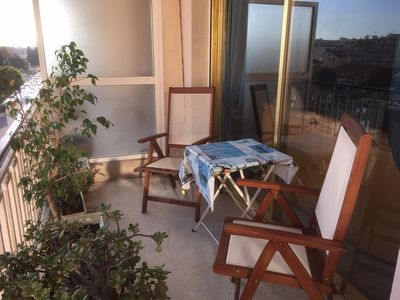 Photo for Amazing apt with terrace and balcony