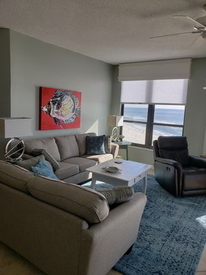 Photo for Ocean Front Sunrise/Sunset Views.Amazing Amenities! Low Sept.& Oct. Rates