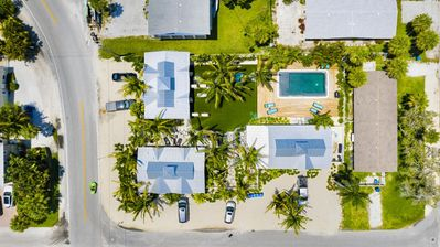 Photo for Brand New Islands West Private Resort - steps to the beaches ofAnna Maria Island