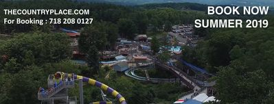 Photo for The Country Place Resort Home of Zoom Flume Water Park
