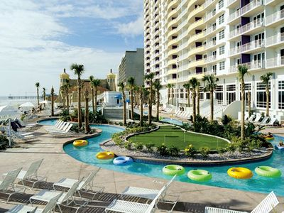 Photo for Why Worry?! Book Wyndham Ocean Walk Resort -OnTheBeach - 7nt arrive 5/4 or 5/11