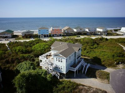 Photo for Beautiful Ocean Views!  Great Family Vacation Home!