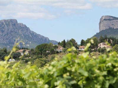 Photo for Near Montpellier between the Mediterranean and Cevennes, at the foot of Pic St Loup
