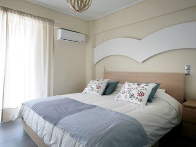 Photo for Seafront Elegant Flat in Athenian Riviera