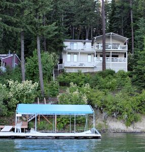 Photo for Hayden Lake - Waterfront Home
