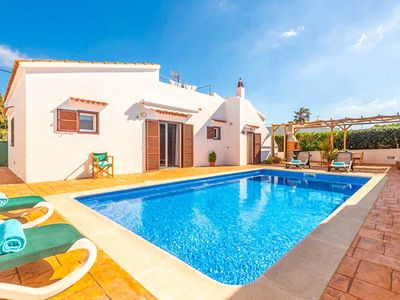 Photo for Villa Mari; Large Private Pool, Walk to Beach, A/C, WiFi, Car Not Required