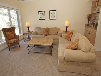 4104 Windsor Court: 1 BR / 2 BA villa in Hilton Head, Sleeps 4