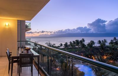 Photo for Maui Resort Rentals: Hokulani 505 – 5th Floor, Closest 2BR Column to the Beach, Superb Ocean Views!