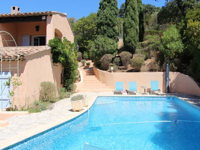 Photo for Vacation home Mare E Sole in Cavalaire - 8 persons, 4 bedrooms