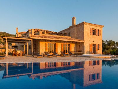 Photo for Villa Tourkouaz Dyo is our largest villa in the resort, offering great additional space both in and