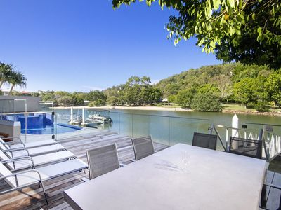 Photo for This modern, architectural masterpiece is truly magnificent! 5 Bed, 6 Bathrooms