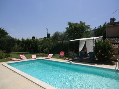 Photo for EXCEPTIONAL PRICE! Luxurious House & Pool, In The Vineyards, 6km From The Sea