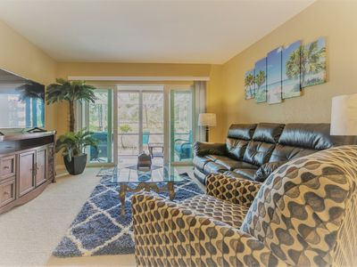 Photo for Amazing View - 2 Bed 2 Bath Condo with Great Golf Course View