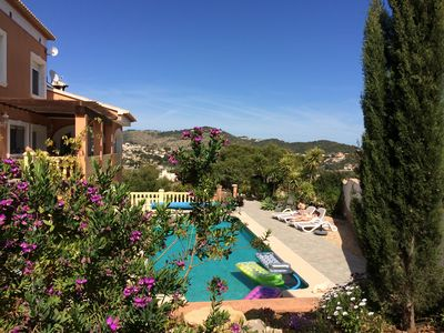 """Photo for Apartment for 4/5 people quietly located in the villa """"Las Solandras"""""""