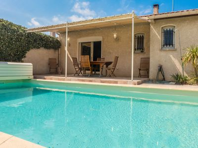 Photo for Lovely house near the historical center of Narbonne and main shops