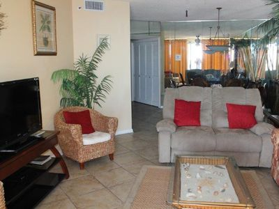 Photo for Summer House 703B - Great Beachfront 3BD/2BA,sleeps 10-Amazing views!Book today!