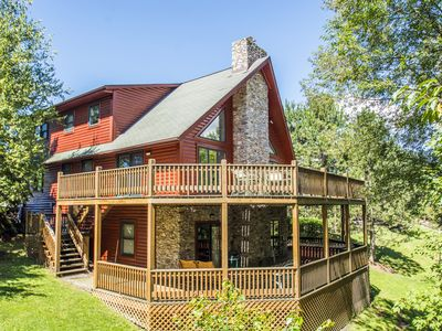 Photo for Lake Access Home Close to Wisp Resort