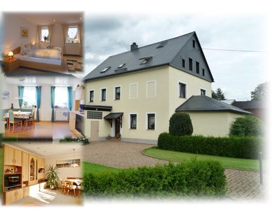 Photo for Apartment Flöhatalblick in the Ore Mountains.