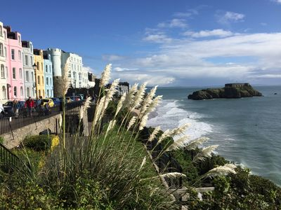 Photo for LOVELY VICTORIAN COTTAGE WITH GARDEN, TENBY. CENTRAL, NEAR BEACH WITH WI-FI