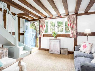 Photo for Castle Mews is a hidden gem of a cottage, right in the heart of the market town of Cirencester