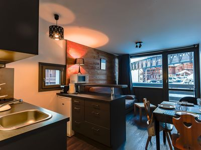 Photo for Lauzieres Val Thorens self catering apartement for