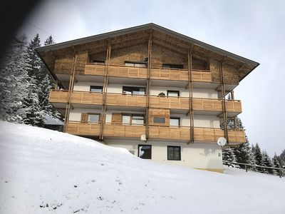 Photo for Holiday apartment in the Kinderparadies at 1400m