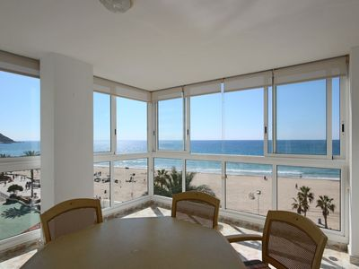 Photo for ★ Exclusive Luxury Frontline Apt. Amazing Views ★